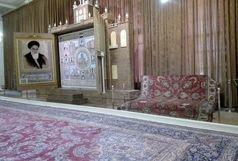 جانمایی فرش پروین اعتصامی در تالار فرش عمارت شهرداری/ فرشهای موزه به صورت دوره ای جابهجا می شود