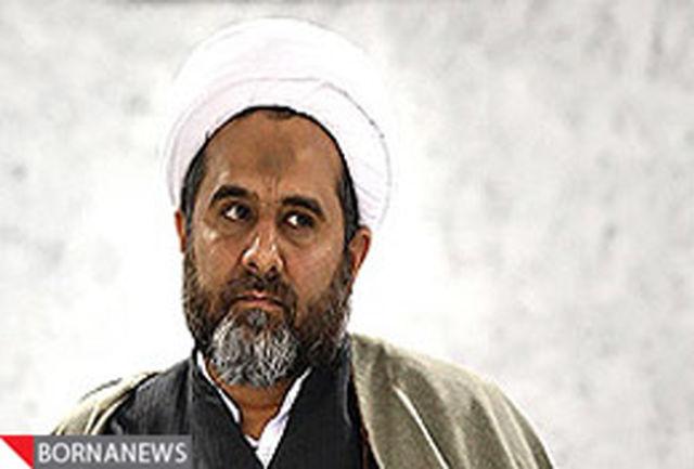 عیادت مسوول روابط عمومی سازمان بسیج از حجتالاسلام فروزش