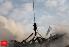 شغل آتش نشان 12 روز قبل از پلاسکو سخت شد