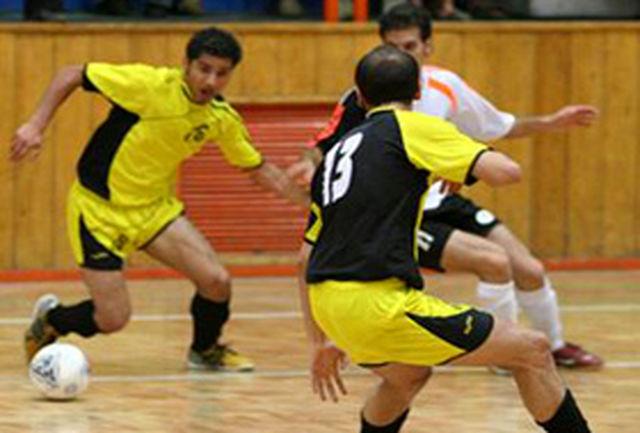 مسابقات فوتسال دانشجویی منطقه 5 كشور آغاز شد