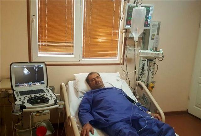 نماینده مردم تهران در بیمارستان بستری شد