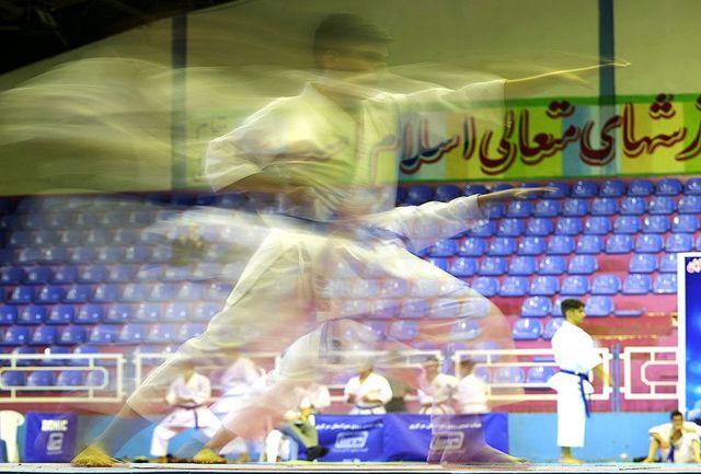 تاتامی حاشیه!/ کاراته روی آرامش را میبیند؟
