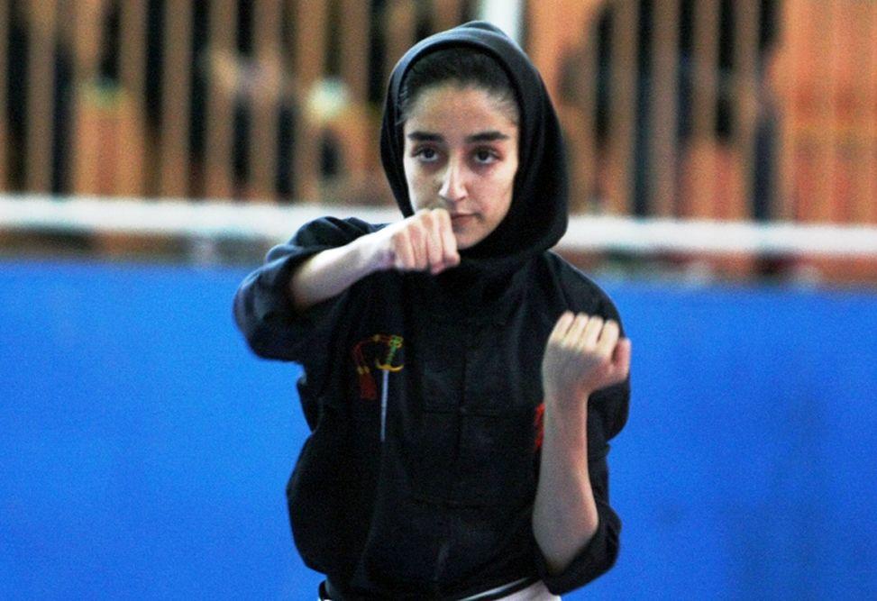 مسابقات کونگ فوتوا بانوان ایران