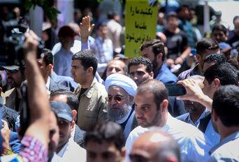 راهپیمایی روز جهانی قدس در تهران - ۱