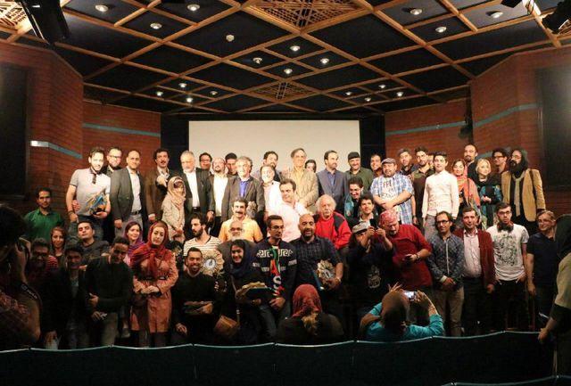آخرین روز جشن خانه تئاتر از تمام روزها با شکوهتر برگزار شد