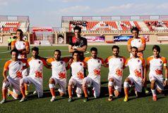 مس رفسنجان از حضور در جام حذفی انصراف داد