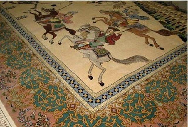 ثبت چوگان و نقشه فرشهای ایرانی در یونسکو