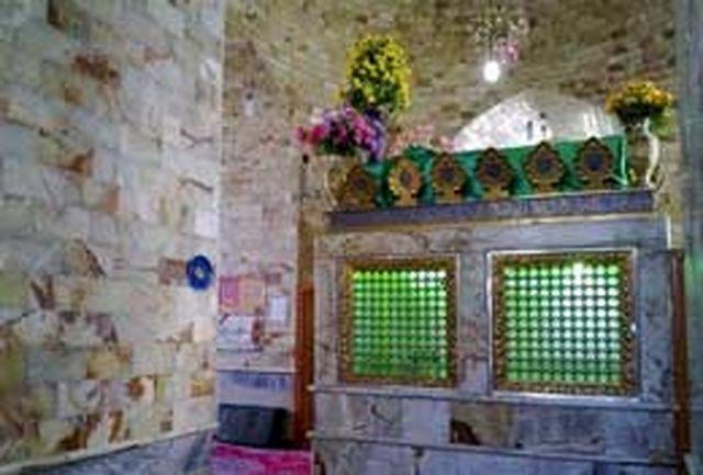 اتمام بازسازی آستان مقدس امامزاده علیرضا(ع)