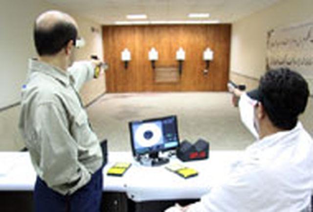 چهارمین مرحله از تمرینات تیمملی تیراندازی جانبازانومعلولین برگزار میشود