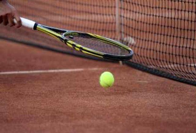 راهیابی تنیسورهای برتر به راند دوم مسابقات بینالمللی تنیس فیوچرز
