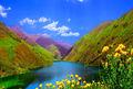 دروود،سرزمین آیینه گهروبرف آبهای اشترانکوه