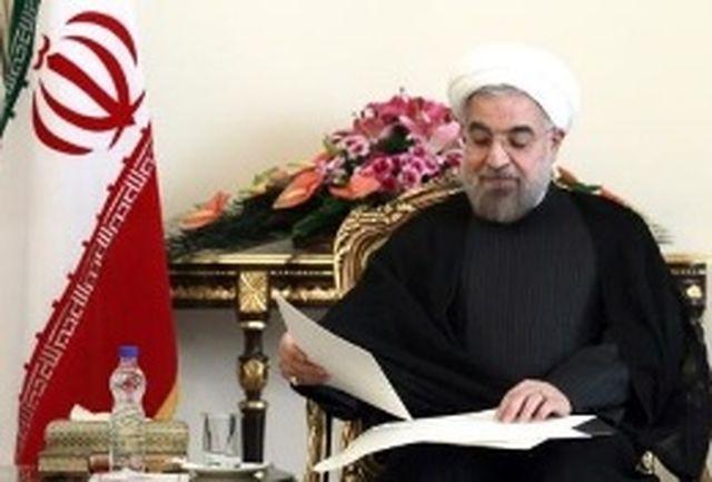 دکتر روحانی سقوط هواپیمای مسافری الجزایر را تسلیت گفت
