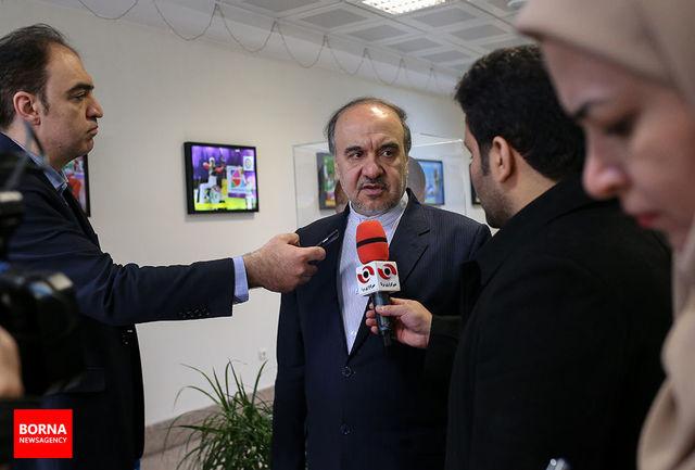 دکتر سلطانی فر: با تلاش و آرامش و احکام برنامه ششم سال خوبی پیش روی ورزش کشور است/ ببینید
