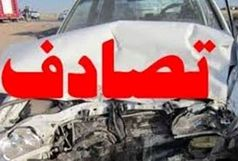 5 کشته و مصدوم بر اثر تصادف کامیون با پژو