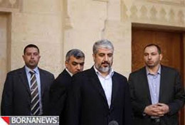 رهبر حماس وارد اردن شد