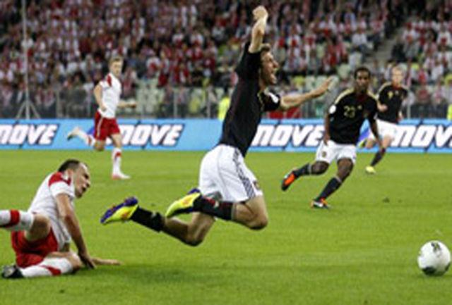 پیروزی آرژانتین مقابل نیجریه/ توقف آلمان برابر لهستان