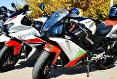 کشف 2 دستگاه موتور سیکلت قاچاق 200 میلیونی در گرمه
