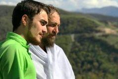 سیدحسن خمینی و فرزندش احمد در گیلان/ ببینید