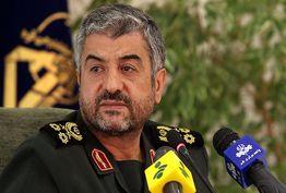 فرمانده سپاه پاسداران به خوزستان آمد/ نهال کاری سرلشکر جعفری