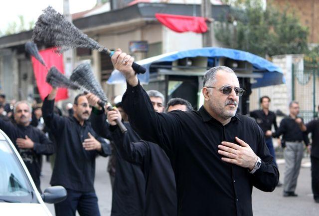 انقلاب اسلامی ایران به رهبری امام راحل برگرفته از قیام عظیم عاشورا بوده است