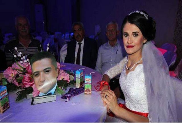 دختری که در شب عروسی اش بی داماد شد