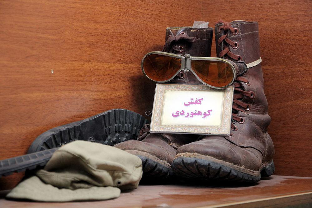"""""""گنجینه معرفت"""" نخستین موزه کوهنوردی ایران"""