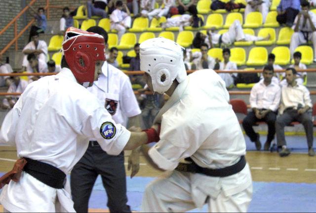 کاراتهکاهای طبسی در مسابقات شمال شرق کشور درخشیدند