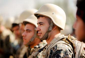 رژه نیروی های مسلح شهرستان قدس