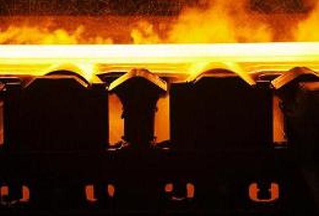 تولید محصولات نهایی فولاد بخش دولتی 10 درصد رشد یافت