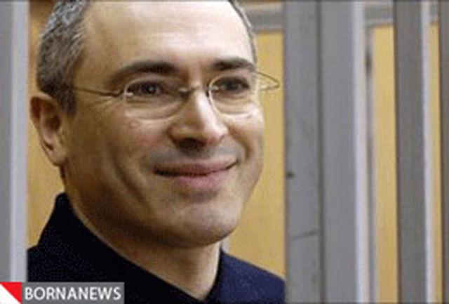 دادگاه میلیاردر روس را گناهکار شناخت