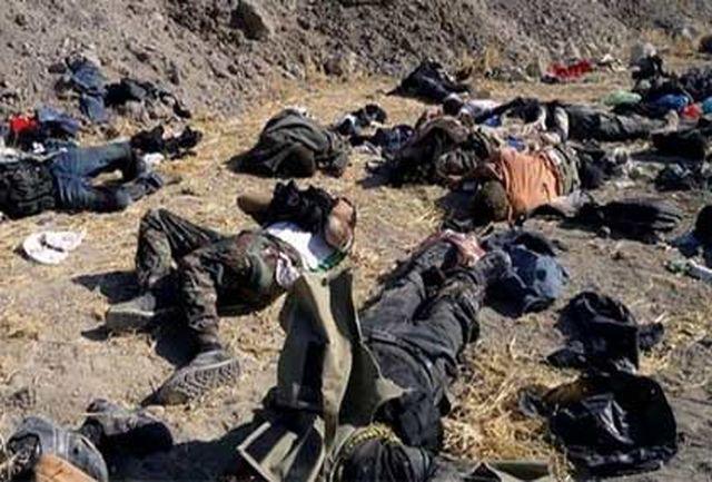 هلاکت 40 تروریست در حمله هوایی ارتش سوریه به حلب