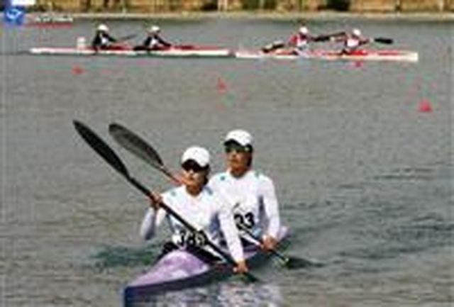 حضور دو نفر از قایقرانان جوان چهارمحالی در اردوی انتخابی تیم ملی