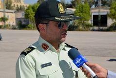 کشف و توقیف محموله های قاچاق توسط نیروی انتظامی  در هرمزگان