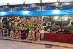 نوروز بازار منطقه آزاد انزلی گنجینه ای از صنایع دستی و سوغات گیلان