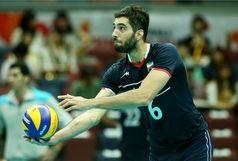 موسوی: تلاش خود را برای موفقیت در لیگ جهانی والیبال خواهیم کرد