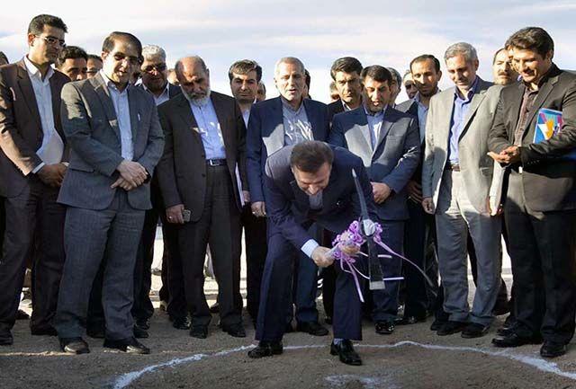 کلنگزنی اولین مجتمع «دیتا سنتر»  در کرمانشاه