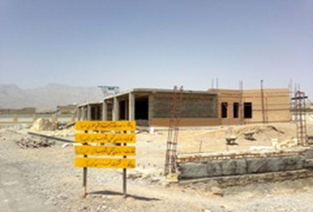 ساختمان کتابخانه شهید مطهری مهریز به بهرهبرداری میرسد