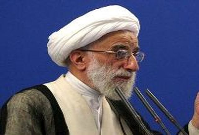 نماز جمعه این هفته تهران به امامت آیتاللهجنتی اقامه میشود
