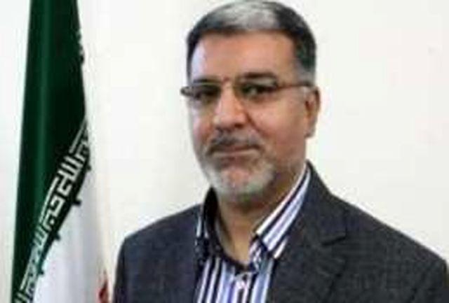 علیرضا بیاتپور سرپرست فرمانداری شیراز شد