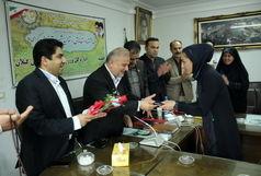 تجلیل از مدال آوران رشتی تکواندوی همبستگی کشورهای اسلامی