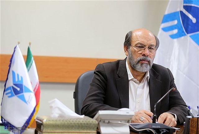 دکتر پیام نجفی مسئول امور اجرایی دانشگاه آزاد اسلامی واحد اصفهان شد