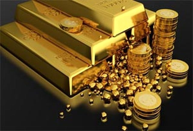 کاهش قیمت طلا در کنار بالا رفتن ارز