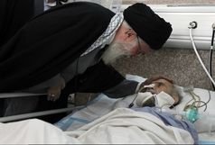 روایتی از حضور رهبری در بیمارستان خاتم الانبیا