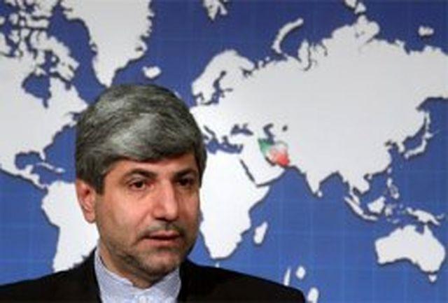 ابراز امیدواری ایران نسبت به بازگشت آرامش به تونس