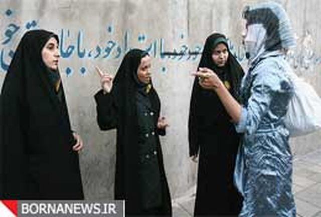 کجای قرآن برای بی حجابی، مجازات هست؟