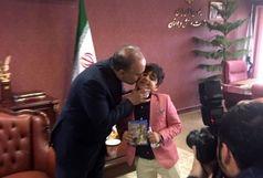 سلطانیفر: هانی بچه باهوشی است/ امیدوارم جای پدرش را بگیرد