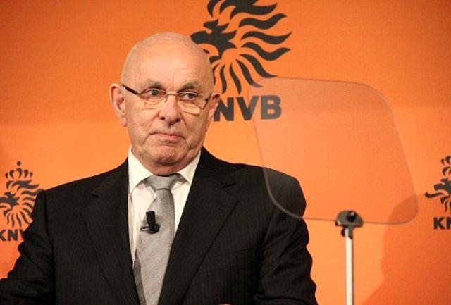 رئیس فدراسیون هلند از آکادمی فوتبال ایران دیدن کرد