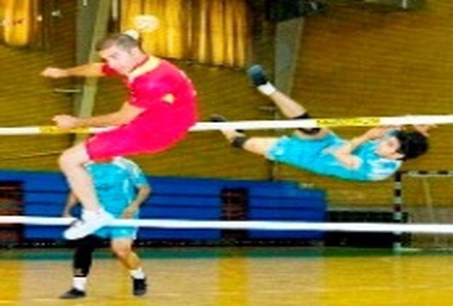 برد مقتدرانه تیم ملی سپک تاکرا مقابل چین