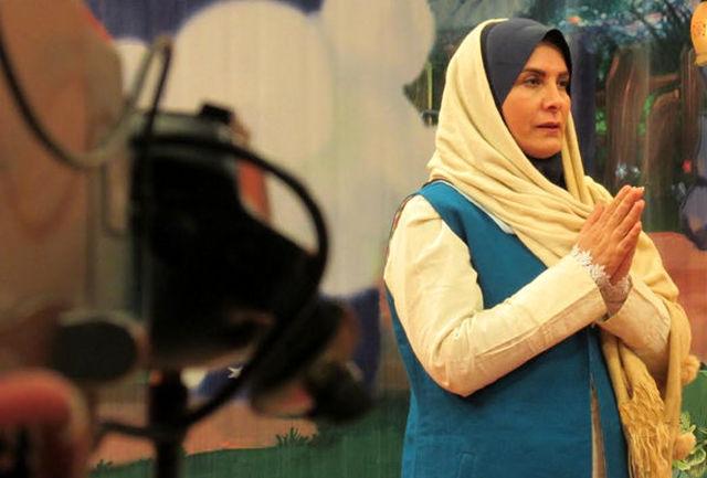 تاکید گیتی خامنه بر حمایت از قصهگویی