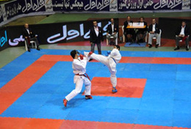 قضاوت 26 داور در دور برگشت سوپرلیگ و لیگ برتر کاراته